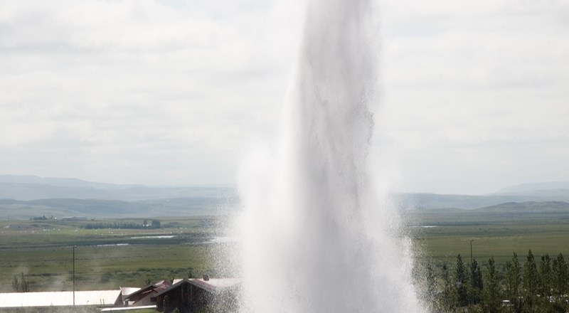 Geysir Golden Circle Iceland