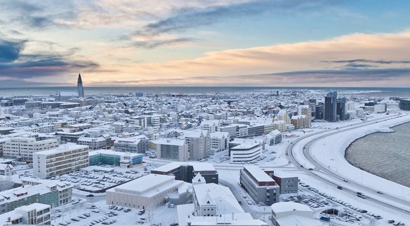 reykjavik winter time visit iceland