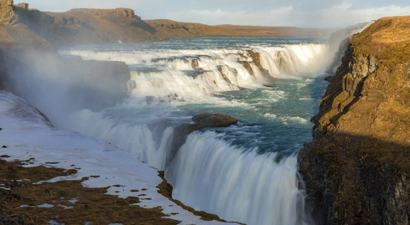 Gulfoss Waterfall Iceland Winter.jpg