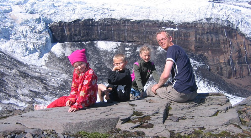 family in front of glaciar.JPG