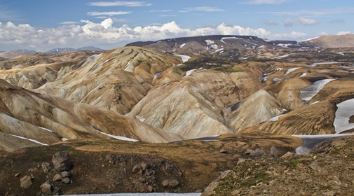 Mt. Hekla and Landmannalaugar Super Jeep Tour