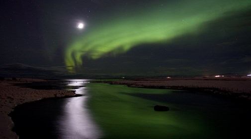 Iceland Northern Lights and Lobster Super Jeep Tour