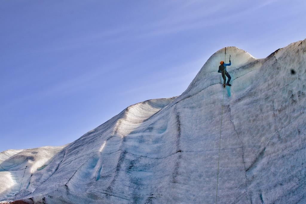 Ice Climbing Weekend 2 Day Course In Iceland Img