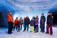 Into the Glacier Tour  - Ice Cave Adventure