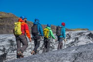 Glacier Hiking One Hour Tour