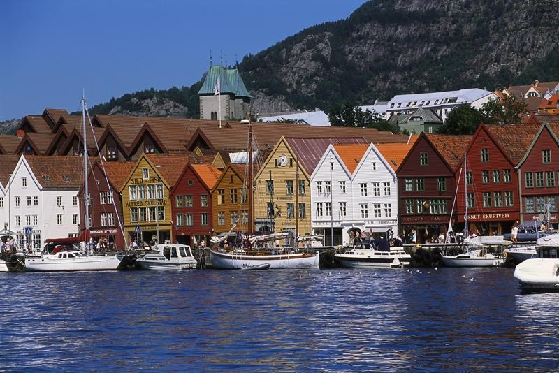City Sightseeing by boat from Bergen