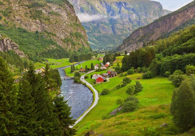Village in Flam, Norway.jpg