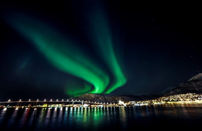 Northern Lights in tromso bay.jpg